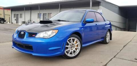 2006 Subaru Impreza for sale at LA Motors LLC in Denver CO
