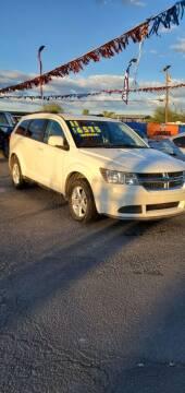 2011 Dodge Journey for sale at Juniors Auto Sales in Tucson AZ