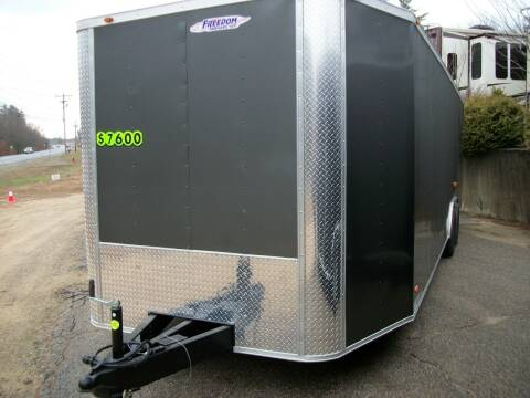 2021 Freedom 8.5 X 24 TA for sale at Olde Bay RV in Rochester NH