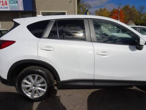 2013 Mazda CX-5 for sale at Cromax Automotive in Ann Arbor MI