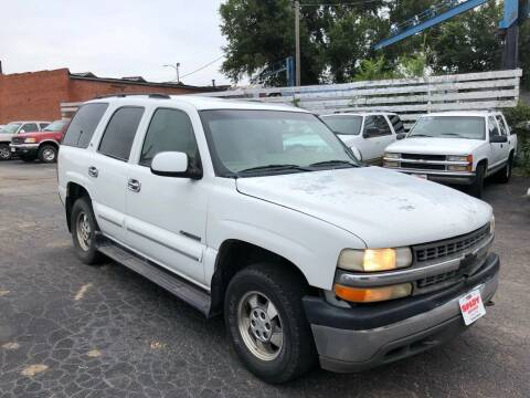 2003 Chevrolet Tahoe for sale at Spady Used Cars in Holdrege NE