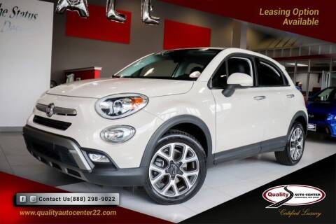 2016 FIAT 500X for sale at Quality Auto Center of Springfield in Springfield NJ