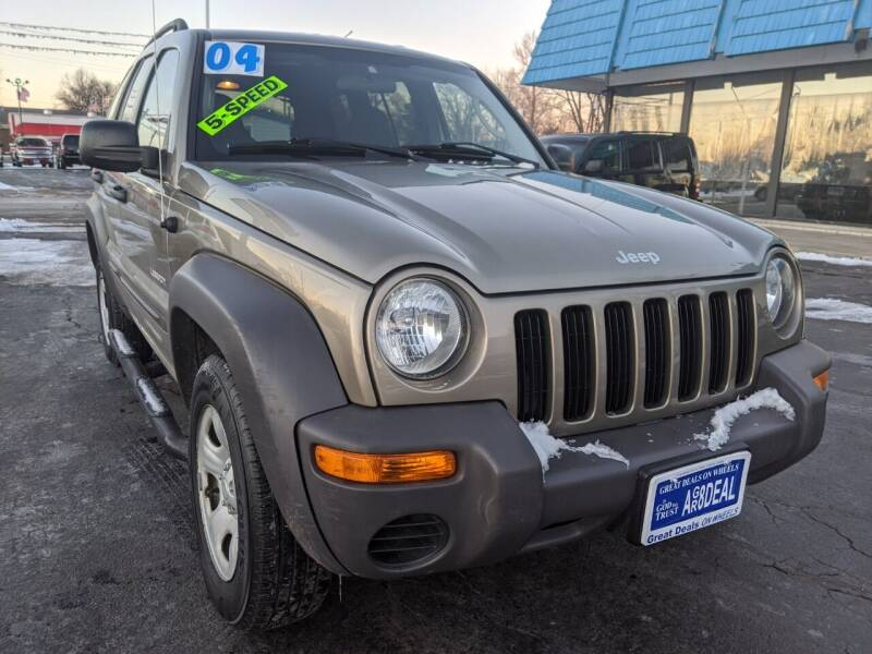 2004 Jeep Liberty for sale at GREAT DEALS ON WHEELS in Michigan City IN
