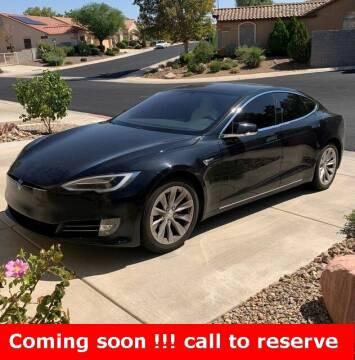 2017 Tesla Model S for sale at INDY'S UNLIMITED MOTORS - UNLIMITED MOTORS in Westfield IN