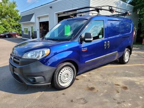 2017 RAM ProMaster City Cargo for sale at Finish Line Auto Sales Inc. in Lapeer MI