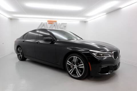 2016 BMW 7 Series for sale at Alta Auto Group in Concord NC