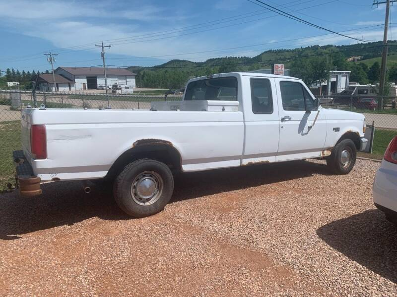 1993 Ford F-150 for sale at Pro Auto Care in Rapid City SD