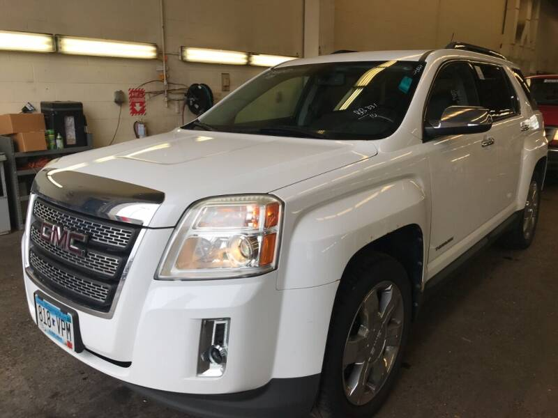 2010 GMC Terrain for sale at LUXURY IMPORTS AUTO SALES INC in North Branch MN
