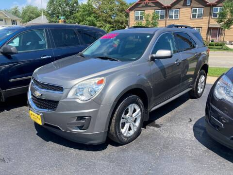 2012 Chevrolet Equinox for sale at AFFORDABLE AUTO, LLC in Green Bay WI