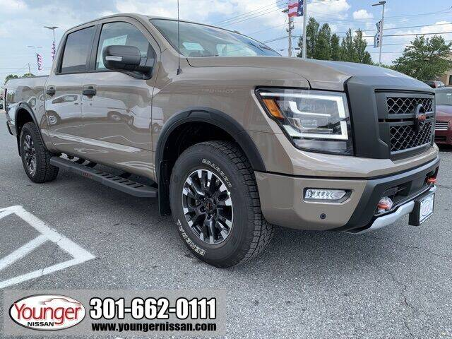 2021 Nissan Titan for sale in Frederick, MD