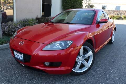 2007 Mazda RX-8 for sale at California Auto Sales in Auburn CA