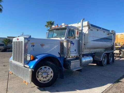 2002 Peterbilt 359 for sale at Ray and Bob's Truck & Trailer Sales LLC in Phoenix AZ