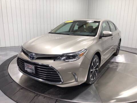 2016 Toyota Avalon Hybrid for sale at HILAND TOYOTA in Moline IL