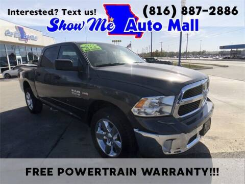 2019 RAM Ram Pickup 1500 Classic for sale at Show Me Auto Mall in Harrisonville MO