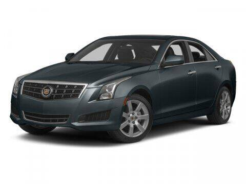 2013 Cadillac ATS for sale at Wally Armour Chrysler Dodge Jeep Ram in Alliance OH