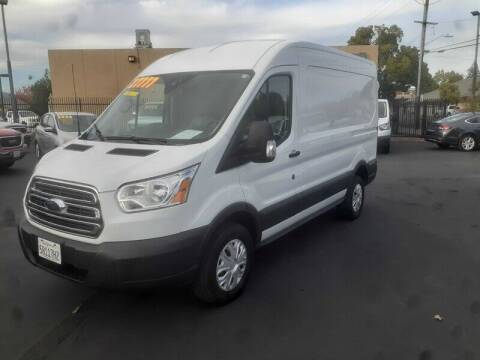 2016 Ford Transit Cargo for sale at Nor Cal Auto Center in Anderson CA