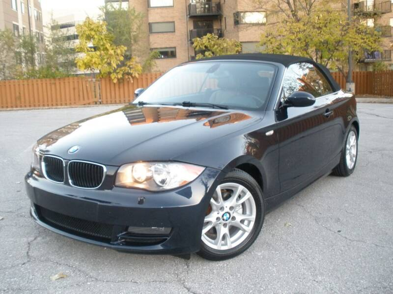 2009 BMW 1 Series for sale at Autobahn Motors USA in Kansas City MO