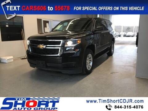 2019 Chevrolet Suburban for sale at Tim Short Chrysler in Morehead KY