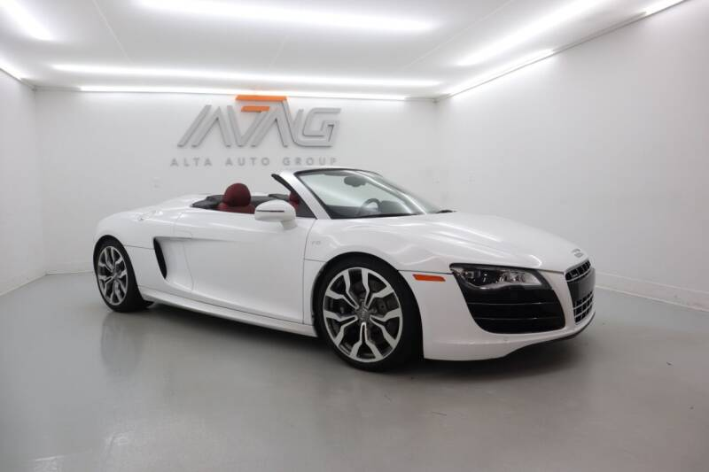 2012 Audi R8 for sale at Alta Auto Group LLC in Concord NC