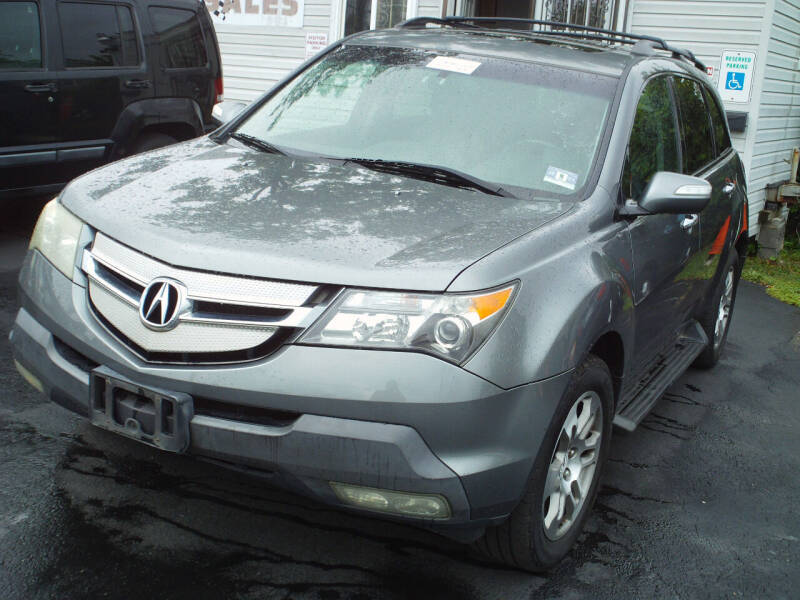 2008 Acura MDX for sale at Marlboro Auto Sales in Capitol Heights MD