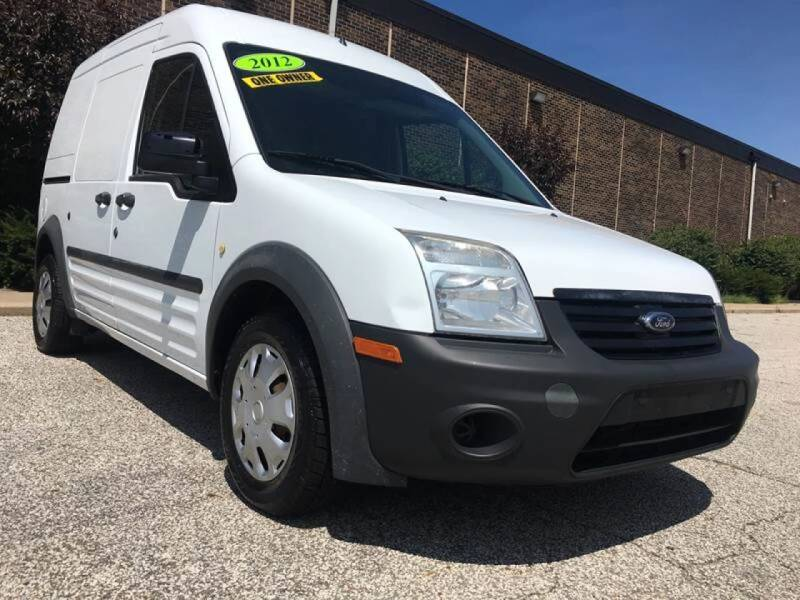 2012 Ford Transit Connect for sale at Classic Motor Group in Cleveland OH