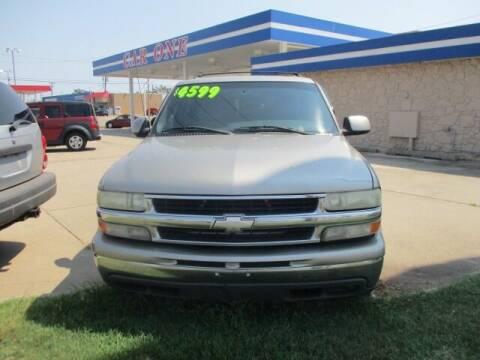 2001 Chevrolet Suburban for sale at CAR SOURCE OKC - CAR ONE in Oklahoma City OK