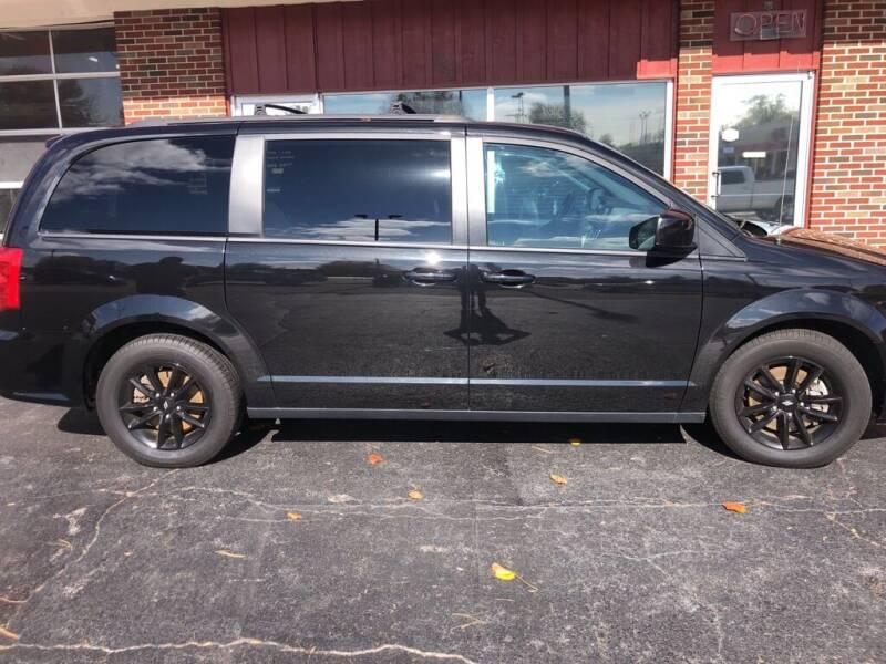 2019 Dodge Grand Caravan for sale at Tonys Car Sales in Richmond IN