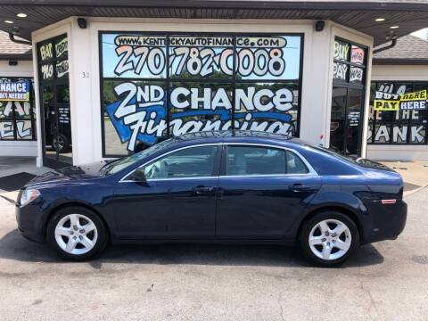 2011 Chevrolet Malibu for sale at Kentucky Auto Sales & Finance in Bowling Green KY