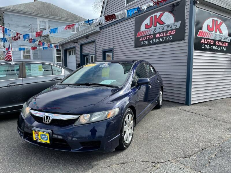 2009 Honda Civic for sale at JK & Sons Auto Sales in Westport MA
