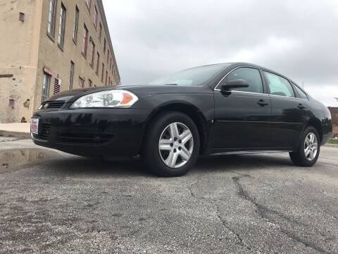 2010 Chevrolet Impala for sale at Budget Auto Sales Inc. in Sheboygan WI