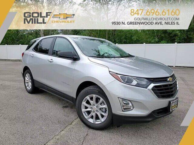 2021 Chevrolet Equinox for sale in Niles, IL