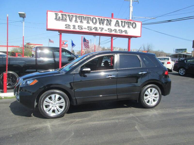 2012 Acura RDX for sale at Levittown Auto in Levittown PA
