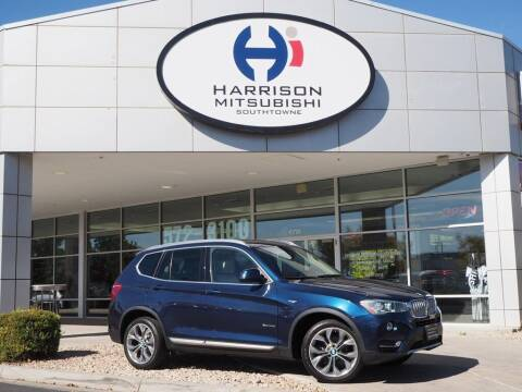 2017 BMW X3 for sale at Harrison Imports in Sandy UT