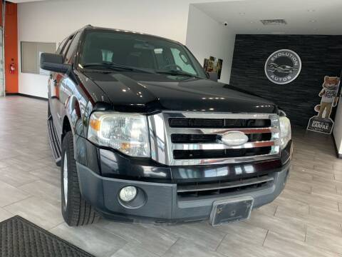 2007 Ford Expedition EL for sale at Evolution Autos in Whiteland IN