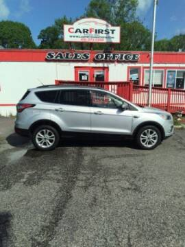 2018 Ford Escape for sale at CARFIRST ABERDEEN in Aberdeen MD