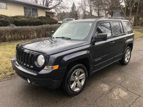 2014 Jeep Patriot for sale at Urban Motors llc. in Columbus OH