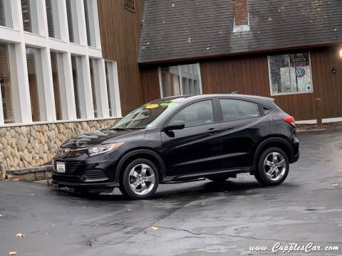 2019 Honda HR-V for sale at Cupples Car Company in Belmont NH
