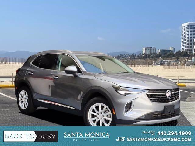 2021 Buick Envision for sale in Santa Monica, CA