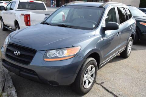 2009 Hyundai Santa Fe for sale at Portsmouth Auto Sales & Repair in Portsmouth RI