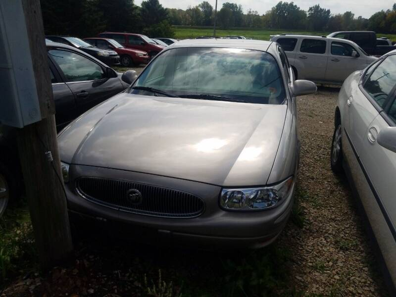 2001 Buick LeSabre for sale at Craig Auto Sales in Omro WI