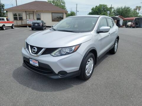 2018 Nissan Rogue Sport for sale at Mid Valley Motors in La Feria TX