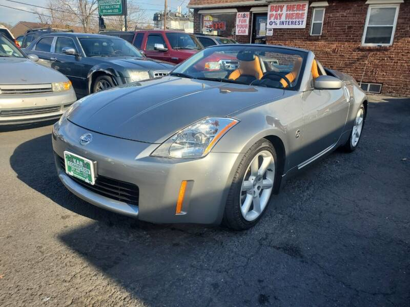 2004 Nissan 350Z for sale at Kar Connection in Little Ferry NJ