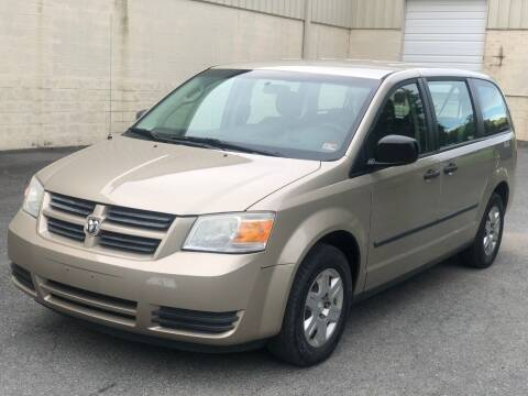 2008 Dodge Grand Caravan for sale at ECONO AUTO INC in Spotsylvania VA