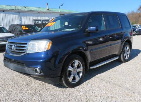 2013 Honda Pilot for sale at Low Cost Cars in Circleville OH