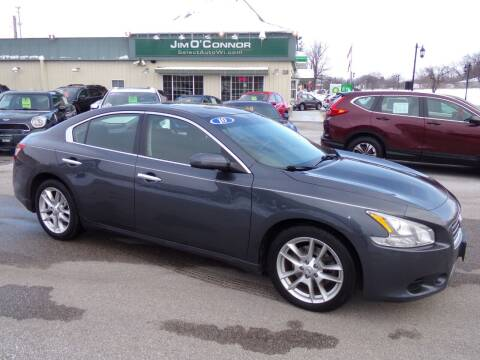 2010 Nissan Maxima for sale at Jim O'Connor Select Auto in Oconomowoc WI