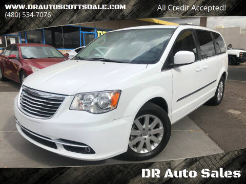 2014 Chrysler Town and Country for sale at DR Auto Sales in Scottsdale AZ
