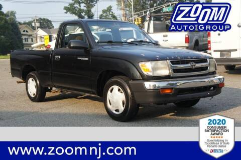 2000 Toyota Tacoma for sale at Zoom Auto Group in Parsippany NJ