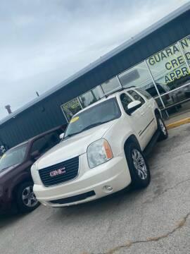 2011 GMC Yukon for sale at Car Barn of Springfield in Springfield MO