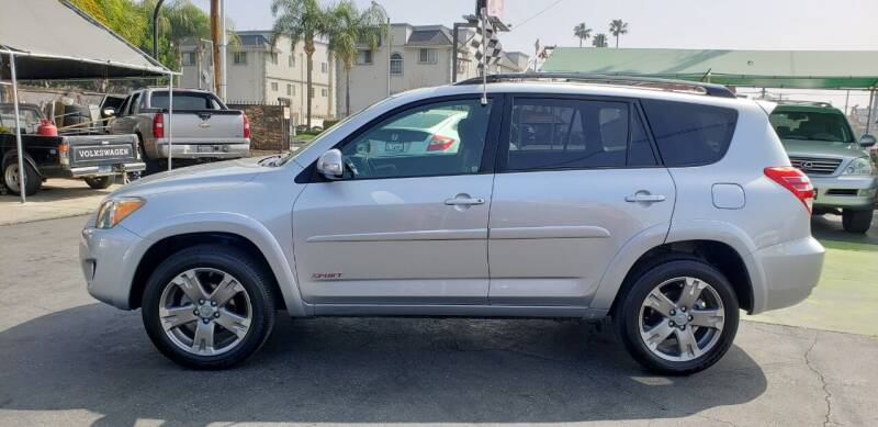 2011 Toyota RAV4 for sale at Pauls Auto in Whittier CA