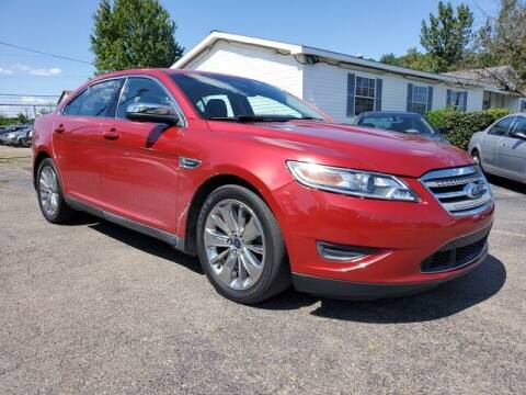 2011 Ford Taurus for sale at Paramount Motors in Taylor MI